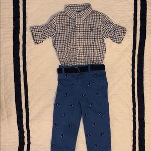 Ralph Lauren set